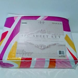 Other - EHF ultra soft sheet set size Queen.